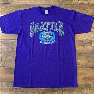 Vintage Seattle Washington shirt